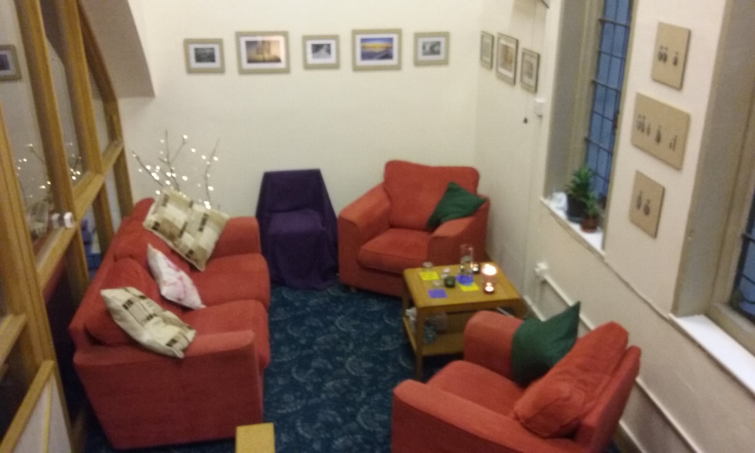 Main Counselling Area